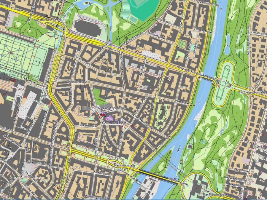 GPS für Radfahrer und Wanderer - Garmin TopoActive Europa